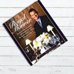 In the Royal Manner by Paul Burrell Hardback Book